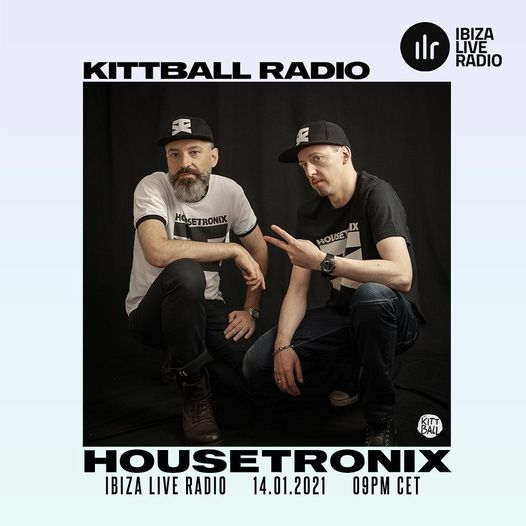 HOUSETRONIX Guestmix for Kittball Records